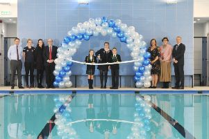 Making a splash at new Ladies College pool