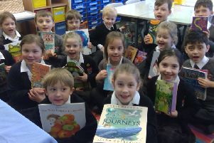 World Book Day celebrated