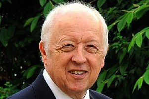 Coun Carl Les Leader of North Yorkshire County Council.