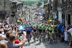 Yorkshire becomes just one of eight UCI Bike Regions in the world