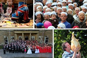Yorkshire has some unusual world records to its name
