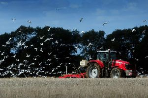 Archive pic: An East Riding couple have been banned from selling farm machinery