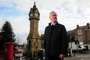 Hambleton leader Mark Robson: Some councils take six months to do things, but not here