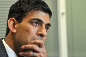 Richmond MP Rishi Sunak