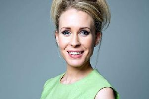 Comedian Lucy Beaumont