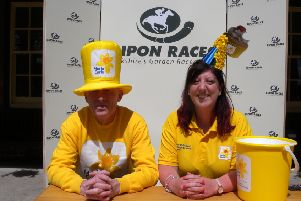 Safe bet at races for Marie Curie