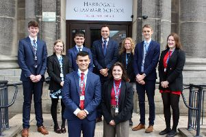 Head students elected