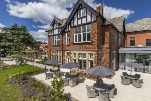 The Red House Apartments, Ripon