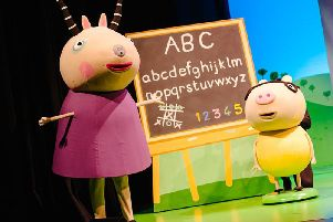 Peppa Pig's 'Best Day Ever'