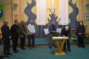 Signing of the Covenant
