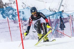 Higherford ski racer Robert's hard work pays off with Youth Olympics selection!