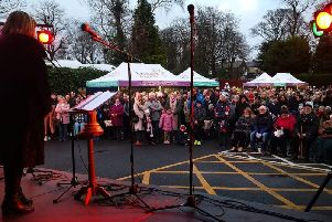 Light Up A Life at Pendleside Hospice