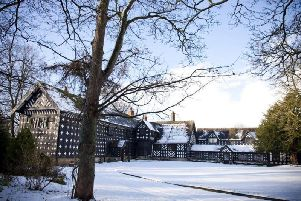 Samlesbury Hall in Preston is renowned as one of the most haunted hotels in Britain. Resident spirits include the legendary White Lady, Dorothy Southworth, who died of a broken heart.