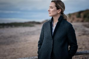 Morven Christie stars as Lisa Armstrong in ITV's new drama The Bay, which is set and filmed in and around Morecambe