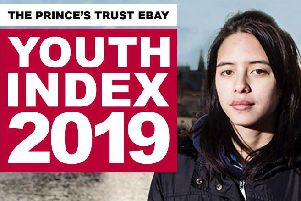 The10th Princes Trust eBay Youth Index was released today.