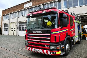 Lancashire Fire and Rescue Service dealt with 17,219 calls in the year to September 2018