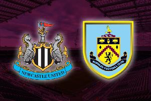 Newcastle United v Burnley