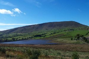 Fundraisers will be attempting to complete as many loops of Pendle Hill as possible in eight hours