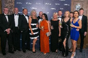 Guests enjoy Burnley FC in the Community's biggest fundraising event of the calendar.