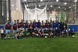 Burnley Syrian Refugees vs Leicester Sudanese Refugees