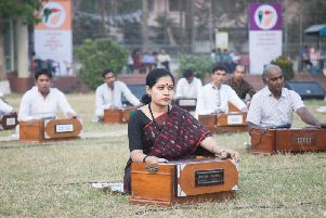 A still from Reetu SattarsHarano Sur (Lost Tune), which will be shown at The Pavilion in Thompson Park.