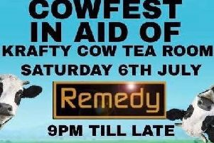 CowFest is taking place on Saturday