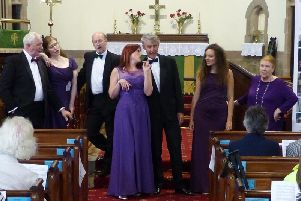 Encore Opera Group will deliver an enthralling medley of songs in Grindleton on Friday, August 30th at St Ambrose Church, Sawley Road, Grindleton, as part of the Ribble Valley Music Festival.