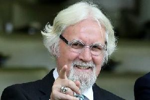 TV comedian Billy Connolly starred in a Muppets adaptation of Treasure Island. (s)
