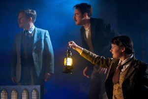 The Hound of the Baskervilles by Northern Stage is at PAC on Thursday, October 17.