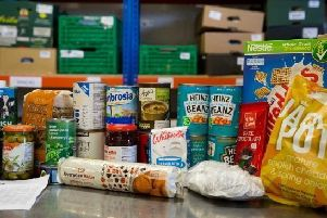 More people are relying on food banks in the Pocklington area.