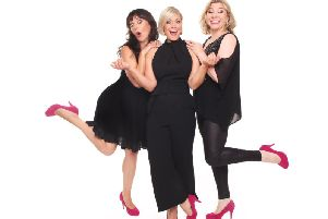 Suzanne Shaw leads the cast