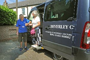 The National Lottery grant will provide 12 social trips for Holme residents who may be isolated or lonely and find it difficult to access mainstream transport in the village.