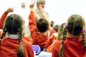 Department for Education data shows that 3,652 pupils at state primaries and secondaries in the East Riding were classed as persistently absent in the autumn 2018 and spring 2019 terms ' 9% of those enrolled. Photo: PA Images.