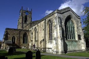 The Pocklington and District British Heart Foundation (BHF) branch's final event of the year will be the Sing your Heart out for Christmas service held at All Saints Church, on Friday, December 13 at 6.30pm.