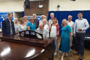 The Stamford Bridge Singers will be performing 'What the Dickens!' for Children in Need.