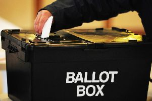 People will be voting to elect an MP on Thursday, December 12.