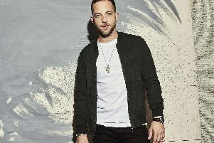 James Morrison will co-headline concert with Will Young