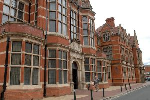 County Hall in Beverley.