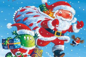 Storytimes will feature an Out of This World Christmas, taking a trip into outer space and discovering why 'Aliens love Panta Claus' (a book by Claire Freedman and Ben Cort), including songs, stories and activities.