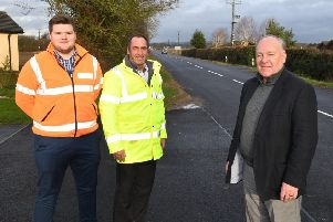 Cllr Mike Stathers thanked people for their patience during the work.