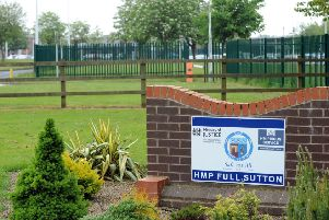 A 29 year-old man has been arrested in connection with the death of a man at HMP Full Sutton on 13 October 2019.