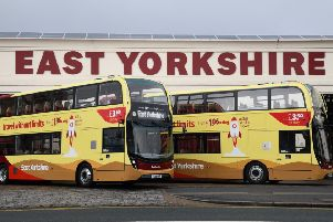 East Yorkshire's area director Ben Gilligan said that what bus passengers want has changed over the years.
