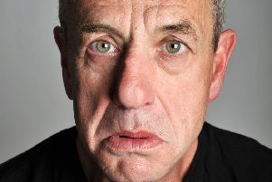 Top comedian Arthur Smith. Photo: Steve Ullathorne