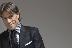 John Bishop is on his way to Bridlington Spa