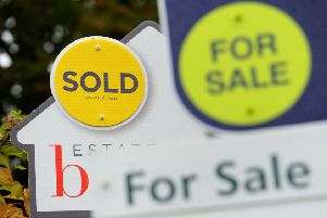 The average house price across the East Riding in November was �183,237. Photo: PA Images