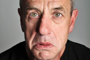 Comedian Arthur Smith will be appearing at Pocklington Arts Centre.