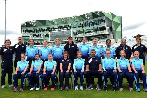 The Yorkshire Diamonds squad for 2017