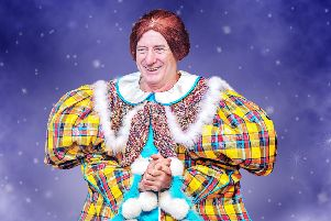 Theatre Royal panto team back in action