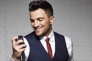 Peter Andre's coming to Scarborough to celebrate 25 years of hits
