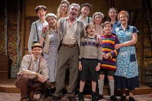 Goodnight Mr Tom is on at the East Riding Theatre until January 6